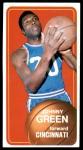 1970 Topps #81  Johnny Green   Front Thumbnail