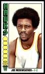 1976 Topps #37  Joe Meriweather  Front Thumbnail