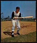 1965 Kahn's  Bill Virdon  Front Thumbnail