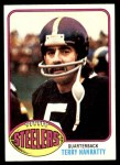 1976 Topps #442  Terry Hanratty  Front Thumbnail