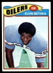 1977 Topps #506  Elvin Bethea  Front Thumbnail