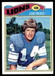 1977 Topps #508  Joe Reed  Front Thumbnail
