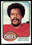 1976 Topps #497  Marvin Upshaw  Front Thumbnail