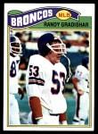 1977 Topps #179  Randy Gradishar  Front Thumbnail