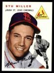 1954 Topps Archives #164  Stu Miller  Front Thumbnail