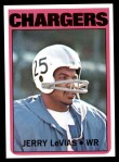 1972 Topps #317  Jerry LeVias  Front Thumbnail
