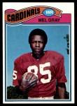 1977 Topps #81  Mel Gray  Front Thumbnail
