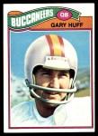 1977 Topps #128  Gary Huff  Front Thumbnail