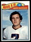 1977 Topps #142  Marv Bateman  Front Thumbnail
