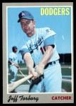 1970 Topps #54  Jeff Torborg  Front Thumbnail