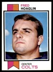 1973 Topps #259  Fred Hoaglin  Front Thumbnail