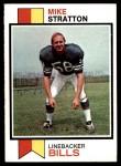 1973 Topps #388  Mike Stratton  Front Thumbnail