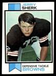 1973 Topps #459  Jerry Sherk  Front Thumbnail
