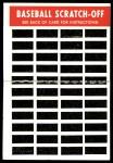 1970 Topps Scratch-Offs  Hank Aaron  Back Thumbnail