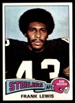 1975 Topps #71  Frank Lewis  Front Thumbnail