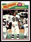 1977 Topps #372  Jim Mandich  Front Thumbnail