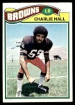 1977 Topps #458  Charlie Hall  Front Thumbnail