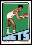 1972 Topps #191  John Baum   Front Thumbnail