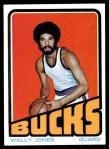 1972 Topps #78  Wally Jones   Front Thumbnail