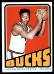 1972 Topps #25  Oscar Robertson   Front Thumbnail