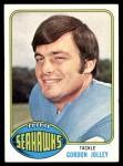 1976 Topps #242  Gordon Jolley   Front Thumbnail