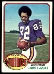 1976 Topps #271  Jim Lash   Front Thumbnail
