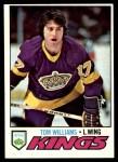 1977 Topps #44  Tom Williams  Front Thumbnail