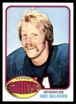 1976 Topps #296  Dave Gallagher  Front Thumbnail