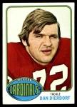 1976 Topps #326  Dan Dierdorf  Front Thumbnail