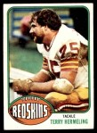 1976 Topps #349  Terry Hermeling   Front Thumbnail