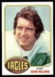 1976 Topps #85  John Niland  Front Thumbnail