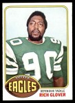 1976 Topps #121  Rich Glover   Front Thumbnail