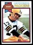 1979 Topps #11  Chester Marcol  Front Thumbnail