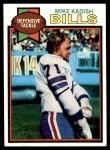 1979 Topps #87  Mike Kadish  Front Thumbnail
