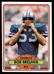1980 Topps #204  Bob Breunig  Front Thumbnail