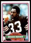 1980 Topps #458  Reggie Rucker  Front Thumbnail