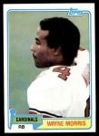 1981 Topps #122  Wayne Morris  Front Thumbnail