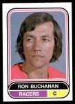 1975 O-Pee-Chee WHA #39  Ron Buchanan  Front Thumbnail