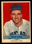 1954 Red Heart  Ralph Kiner  Front Thumbnail