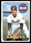 1969 Topps #210  Felix Millan  Front Thumbnail