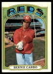 1972 Topps #463  Bernie Carbo  Front Thumbnail