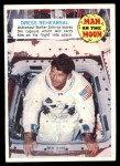 1969 Topps Man on the Moon #16 A  Dress Rehearsal Front Thumbnail