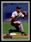 1999 Topps Opening Day #135  Alex Rodriguez  Front Thumbnail