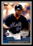 2000 Topps Opening Day #46  Rickey Henderson  Front Thumbnail