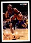 1993 Fleer #163  Charles Barkley  Front Thumbnail
