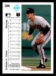 1990 Upper Deck #266  Cal Ripken  Back Thumbnail