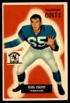 1955 Bowman #114  Doug Eggers  Front Thumbnail