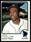 1973 Topps #29  Tony Taylor  Front Thumbnail