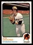 1973 Topps #499  Bob Moose  Front Thumbnail