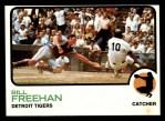 1973 Topps #460  Bill Freehan  Front Thumbnail